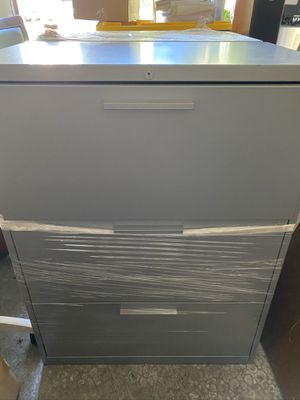 Best Four-Drawer Lateral File Cabinet/ TEKNION for Sale in Sammamish, WA