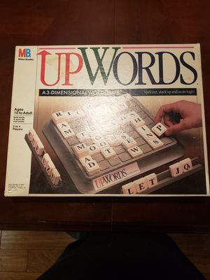 mb up words board game for Sale in Marysville, WA