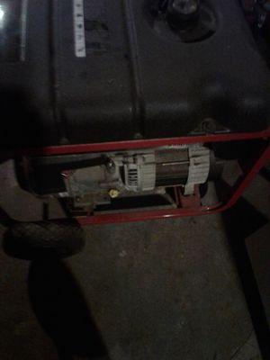 Briggs & Stratton elite series 5,500 watt generator for Sale in Portland, OR