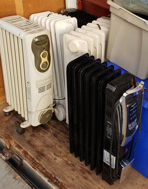 Electric Radiator Heater for Sale in Washington, DC