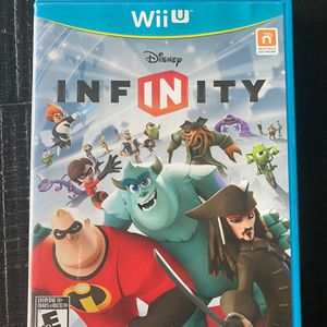 Disney Infinity Wii U Game for Sale in Raleigh, NC