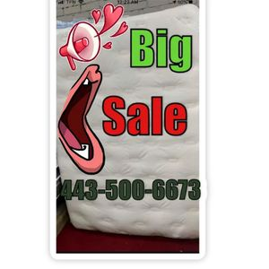 Mattresses on sale for Sale in Towson, MD