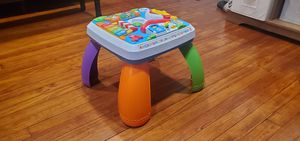 Fisher Price toddler learning table for Sale in Swatara, PA