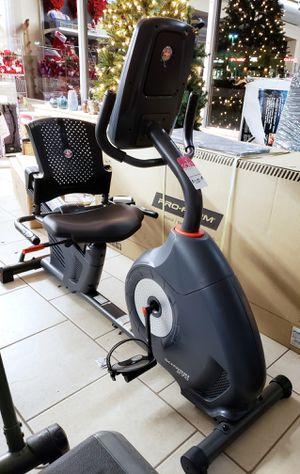 NEW Schwinn 270 Recumbent Exercise Bike w/ Bluetooth Electronic Tracking / Programs for Sale in Burlington, NJ