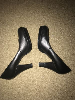 Size 10 Cute Black Pumps for Sale in Columbus, OH