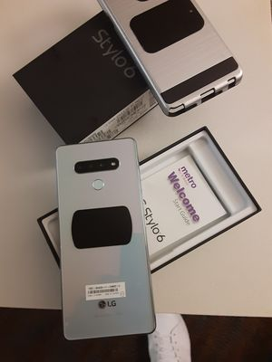 LG stylo 6 Metro PCS for Sale in Laguna Hills, CA