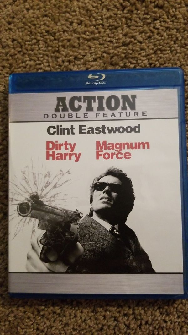 DIRTY HARRY/ MAGNUM FORCE