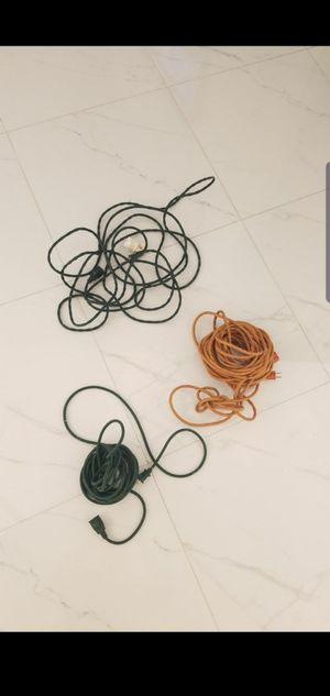 Electrical Cords Exrensions for Sale in Miami Beach, FL