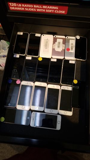 iPhones 5 and 5SE and 5c all carriers for Sale in Orlando, FL