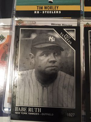Baseball and Basketball Cards for Sale in Garland, TX