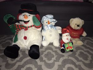 Christmas Stuffed Animals for Sale in Pembroke Pines, FL
