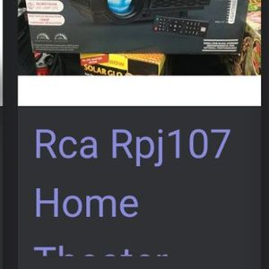 Rca Home Theater Projector With Bloototh for Sale in Irving, TX