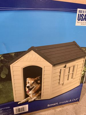 Suncast brand new Dog house for Sale in Norwalk, CA