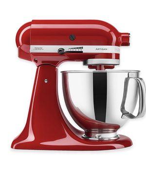 Classic red kitchenaid 4.5 qt mixer originally 370$ for Sale in Los Angeles, CA