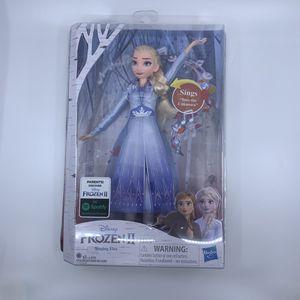 Disney frozen ll Singing Elsa and Emma for Sale in Aspen Hill, MD
