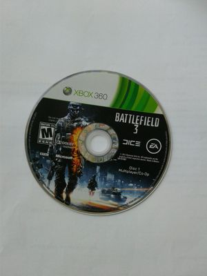 Xbox 360 BATTLEFIELD 3 game disc for Sale in Glen Burnie, MD