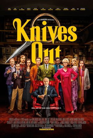 KNIVES OUT 4K DIGITAL CODE for Sale in Covina, CA