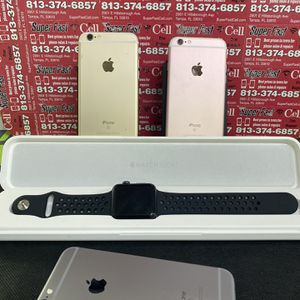 iPhone 6s With Apple Watch ⌚️ for Sale in Tampa, FL