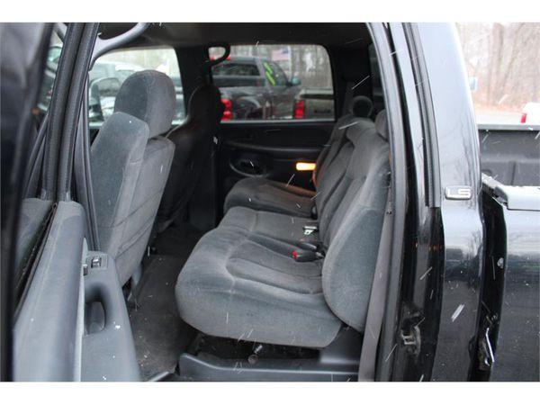 2002 Chevrolet Silverado 3500 ONLY 93,000 ORIGINAL MILES CREW CAB DRW 4WD !!
