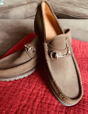***GUCCI Bit-Loafers - MAKE OFFER *** GOLD OR SILVER TRADE*** for Sale in Lynnwood, WA
