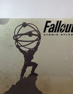 "Fallout 4 Atomic Atlas Power Armor Statue Figure 15"" Tall - Bethesda for Sale in Weston,  FL"