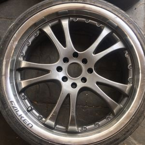 "19"" rims 4 lug universal for Sale in Jurupa Valley, CA"