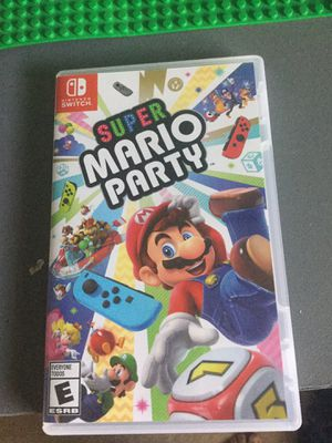 Super Mario party for Sale in FL, US