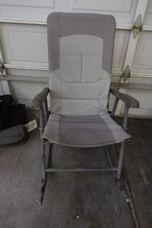 Alps Mountaineering camping rocking chair - in good condition for Sale in Henderson, NV