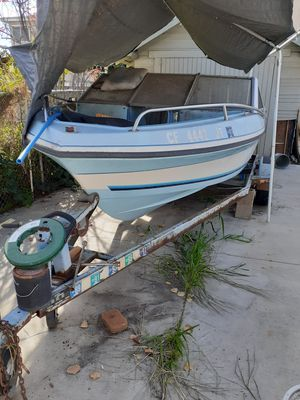 Boat for sale with Trailer for Sale in Baldwin Hills, CA