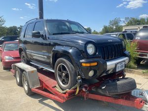 2003-2007 Jeep Liberty for Parts for Sale in Dallas, TX