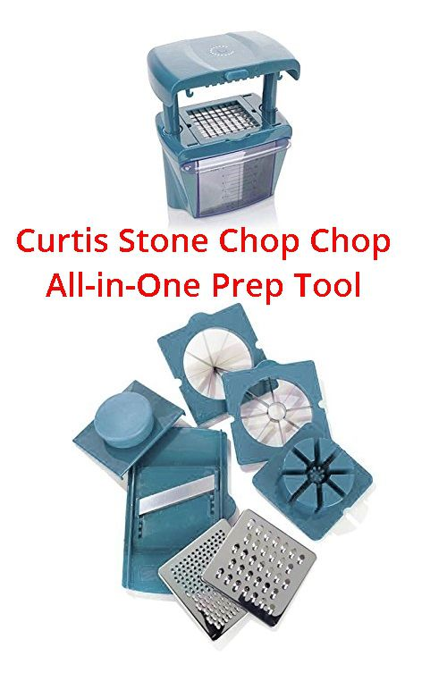 Curtis Stone Chop Chop All-in-One Prep Tool