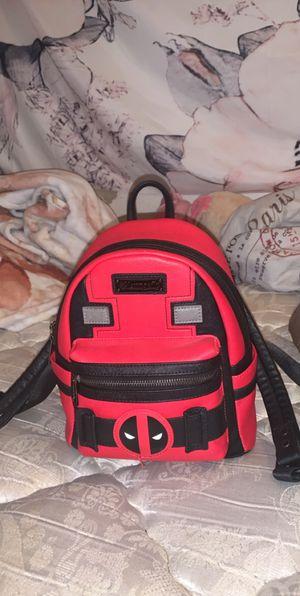 Deadpool backpack purse for Sale in Bremerton, WA