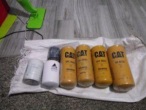 Cat oil filter # 341-6643 bundle high advance efficiency for Sale in Lemoore, CA
