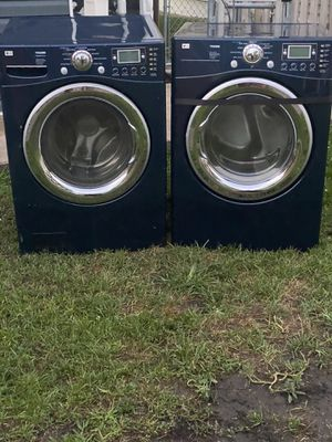 LG. Washer and dryer for sale for Sale in Whiting, IN