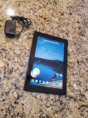 Dell tablet for Sale in Lake Elsinore, CA