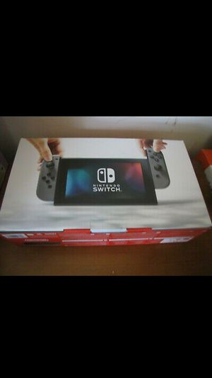 Nintendo switch for Sale in Holbrook, MA