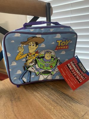 Vintage Toy story thermos lunchbag for Sale in Maricopa, AZ