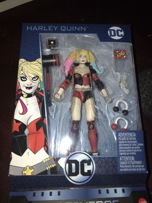 DC Harley Quinn (Collect and Connect) action figure for Sale in Winter Haven, FL
