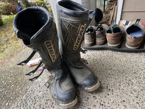 O'Neal Riding Boots SZ 13 for Sale in Kent, WA