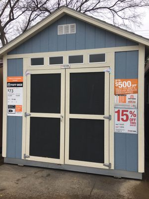 #566 Tuff Shed 10x12 TR800 Display Model for Sale in Houston, TX
