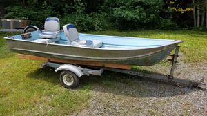 Fishing boat with seats for Sale in Snohomish, WA