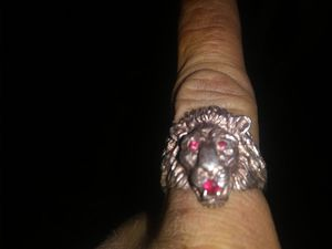 Mens sterling silver ring for Sale in Las Vegas, NV