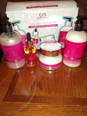 Hairfinity Ultimate revival kit for Sale in Newton, KS