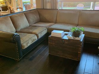 Sectional Couch and Chair for Sale in Rancho Santa Margarita,  CA