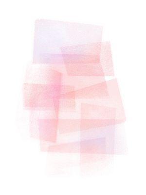 "30""x40"" Pink Mid Century Modern Art Print for Sale in Irvine, CA"