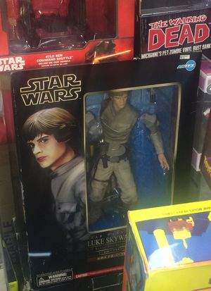 Star Wars Bespin Luke statue New in package by art FX for Sale in Roselle, IL