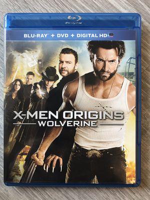 X-men Origins Wolverine Blu Ray for Sale in Bremerton, WA