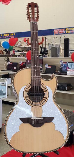 H Jimenez 12 String Guitar for Sale in Raymondville, TX