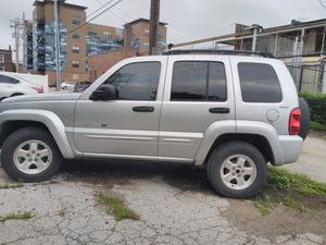 2002 Jeep liberty for Sale in St. Louis, MO