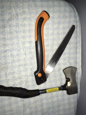 NEW - saw and hatchet! for Sale in Appleton, WI